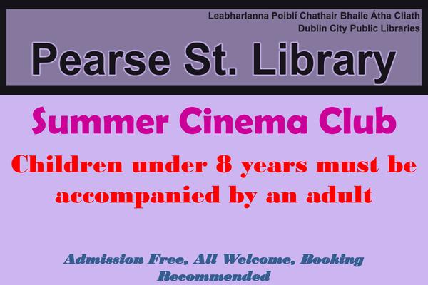 Pic: Pearse St Library