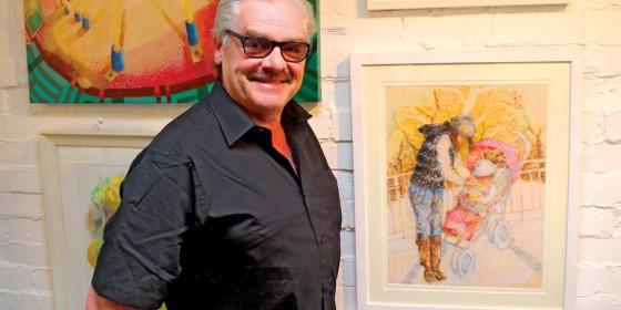 Artist in Profile: Charles Hulgraine