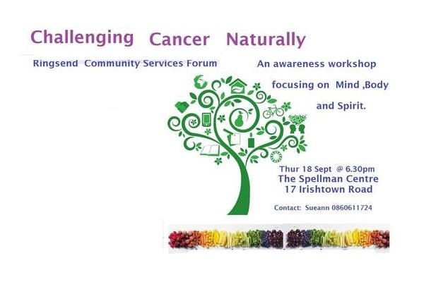 Pic: Ringsend Community Services Forum