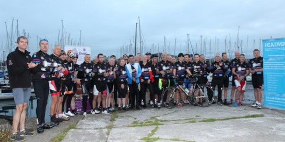Local Sandymount Resident to Take Part in 230km Charity Cycle