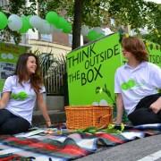 Dublin PARK(ing) Day 2014