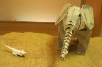 Púca Puppets Present The Mice and the Elephants