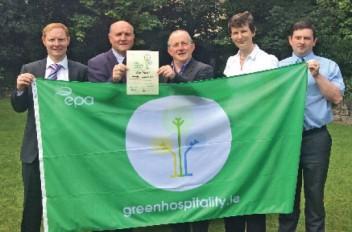 Sandymount Hotel achieves eco-label certification
