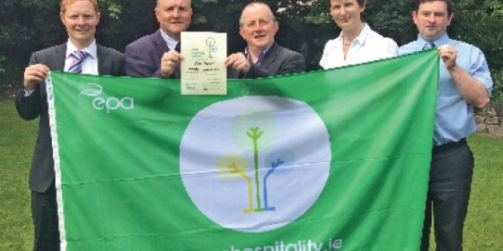 Sandymount Hotel achieves eco-label certification