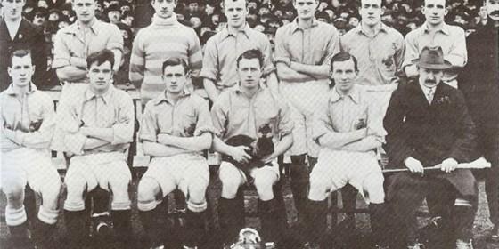 Ireland – Champions in 1914