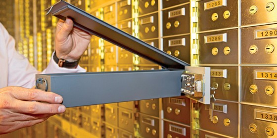 Safe Deposit Boxes – A Sign of the Times, or just a smart move?