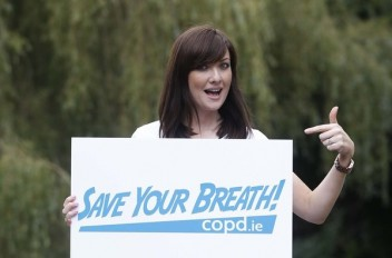Save Your Breath with COPD Support Ireland