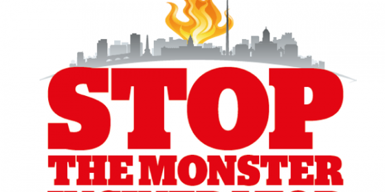 Stop the Incinerator Public Protest