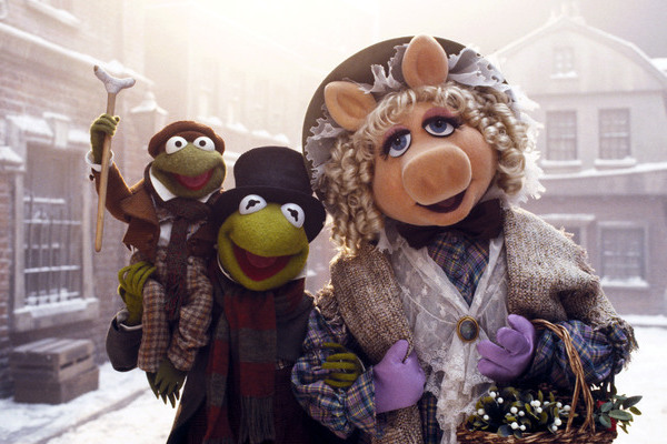 Movie of the week: The Muppet Christmas Carol