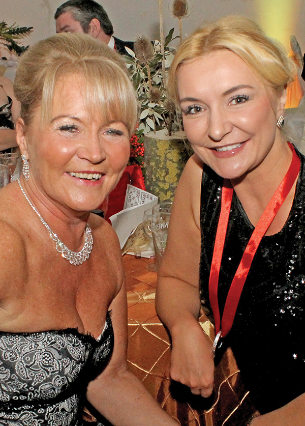 Pictured above: Mary Doolan and Teresa Weafer of the Spellman Centre.