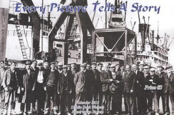 Dublin Dock Workers Preservation Society launch 2015 Calendar