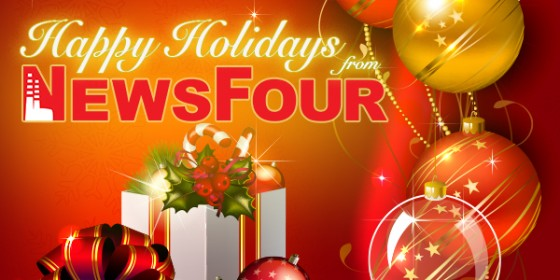 This Week on NewsFour: 15th-21st December