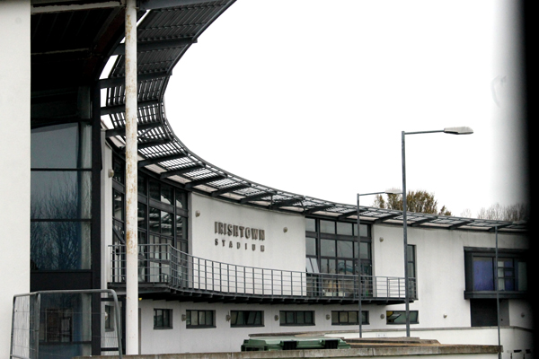 Irishtown Stadium Pic: Ross Waldron for NewsFour