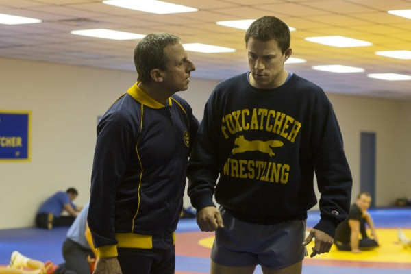 Movie of the week - Foxcatcher