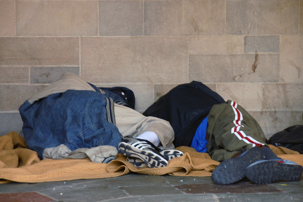 How To Clear Memory On Mac >> Homeless Dáil Sleep Out | News Four