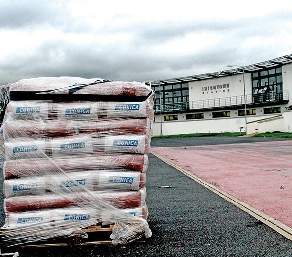 Irishtown stadium