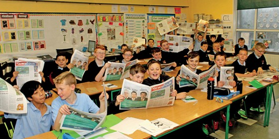 St Patrick's School: Journalists of tomorrow?
