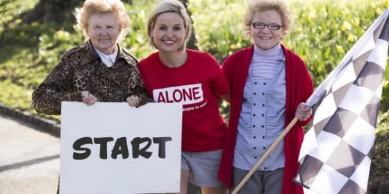 Support ALONE with the VHI Women's Mini Marathon