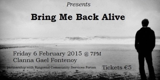 RDRD Presents Bring me Back Alive