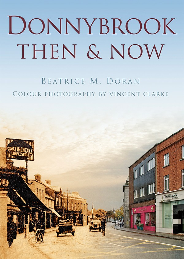 Images of the book and its launch and, below, Dr Beatrice Doran. Images supplied by Beatrice Doran.