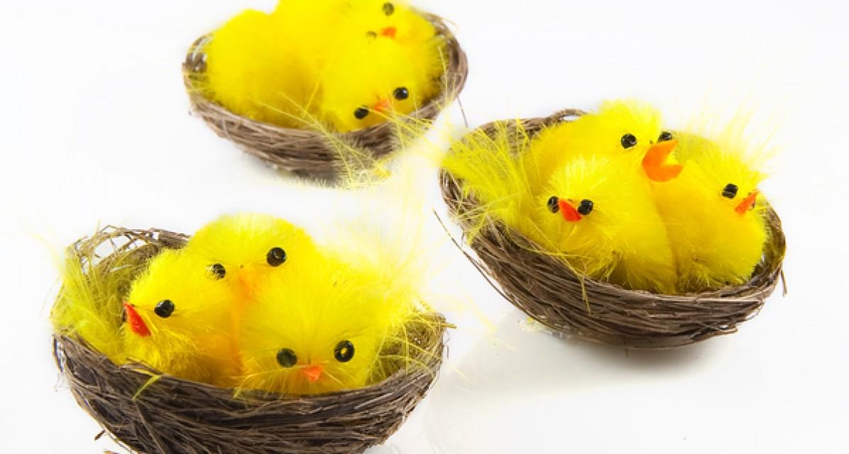 Easter Celebrations in Dublin Four!