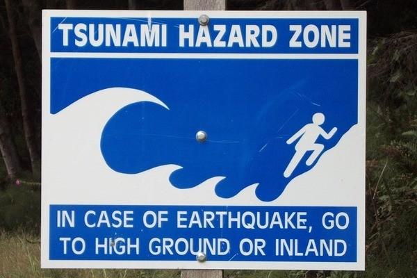 Spy Poles Predict Tsunami