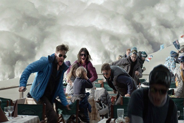 Movie of the Week - Force Majeure