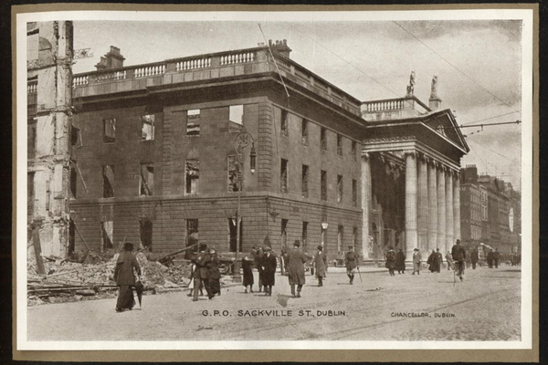 1916 Rising Commemoration Fund for Communities