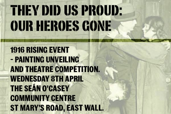 They Did Us Proud: Our Heroes Gone