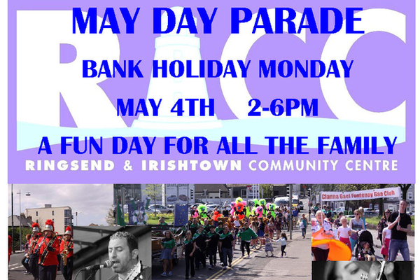 7th Annual RICC May Day Parade