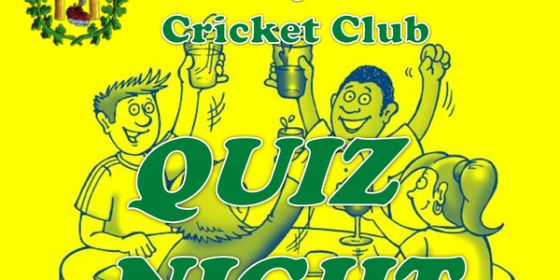 Railway Union Quiz Night 2015