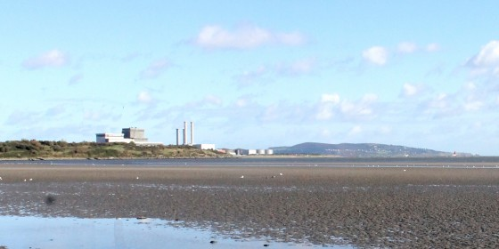 Poolbeg Chimneys have Fallen Down