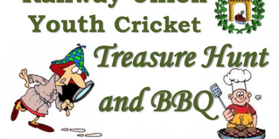 Railway Union Treasure Hunt and BBQ