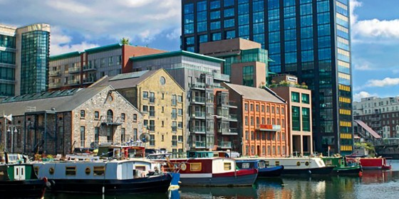 Grand Canal Dock Residents' Association launched