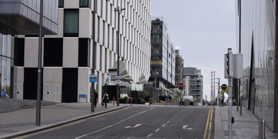 Dark history of Docklands