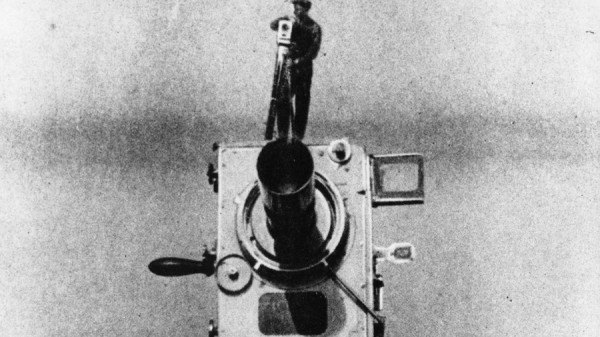 Movie of the Week - Man With a Movie Camera