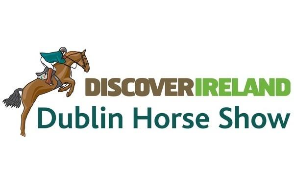 Discover Ireland Dublin Horse Show 2015