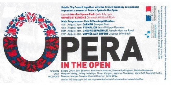 Opera in the Open 2015