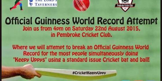 Pembroke Cricket Club Events