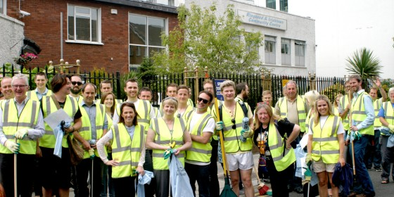 Photos: Ringsend Community Cleanup 2015