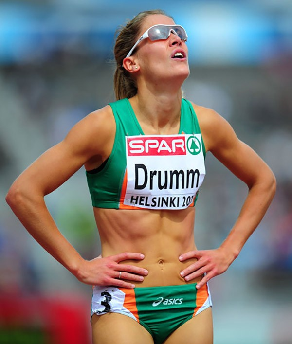 Pictured Above: Orla Drumm.