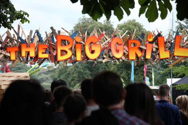 Big Grill Festival, Herbert Park
