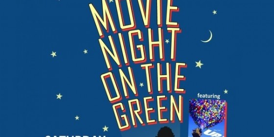 Happenings Presents Movie Night on the Green!