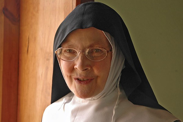 Pictured Above: Sister Brigid.