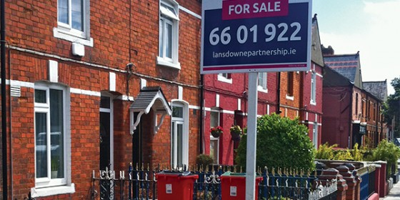 Pricey Property in Ringsend