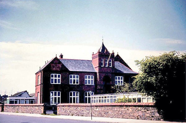 Image of Ringsend Tech supplied by Harry Havelin.