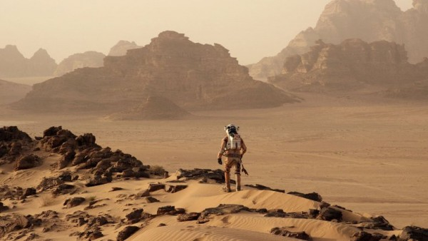 Movie of the week - The Martian