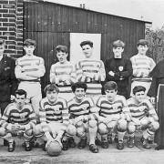 The Brugh Padraig Boys' Club