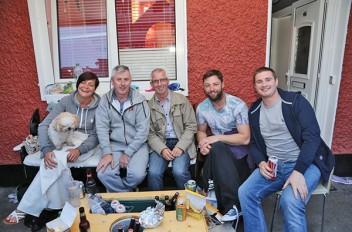 Canon Mooney Reunion