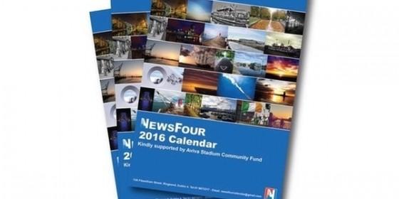 NewsFour 2016 Calendar